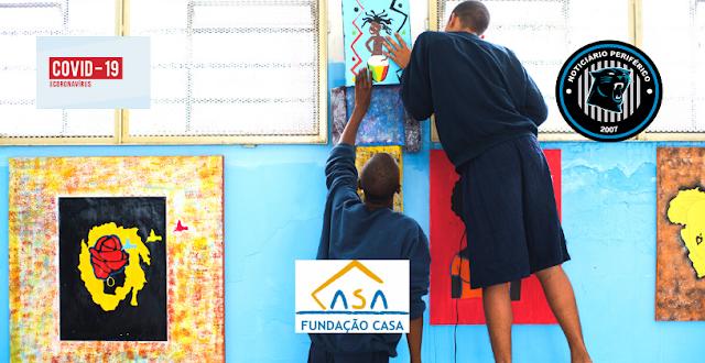 Covid-19 | Fundação Casa não cancela cursos e deixa arte educadores e os jovens expostos