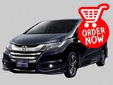 Pemesanan Mobil Honda Odyssey Bandung