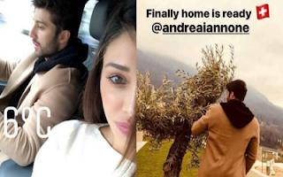 Belen Andrea Iannone Instagram foto