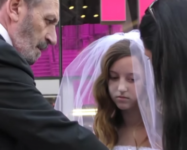 Un mariage qui choque