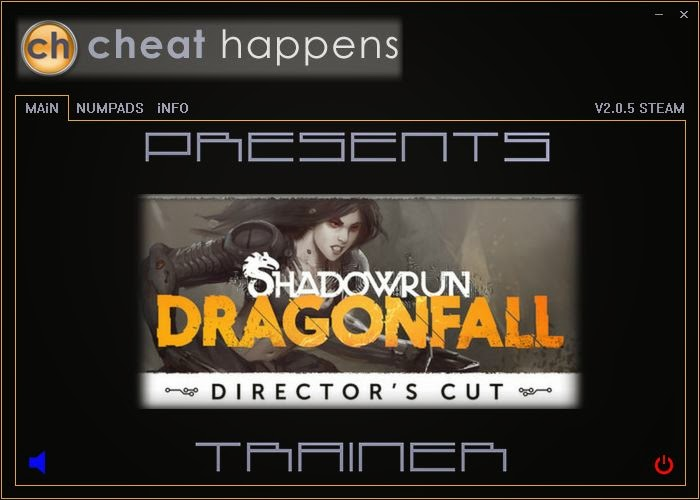 Cheat Happens Game Trainers: October 2014
