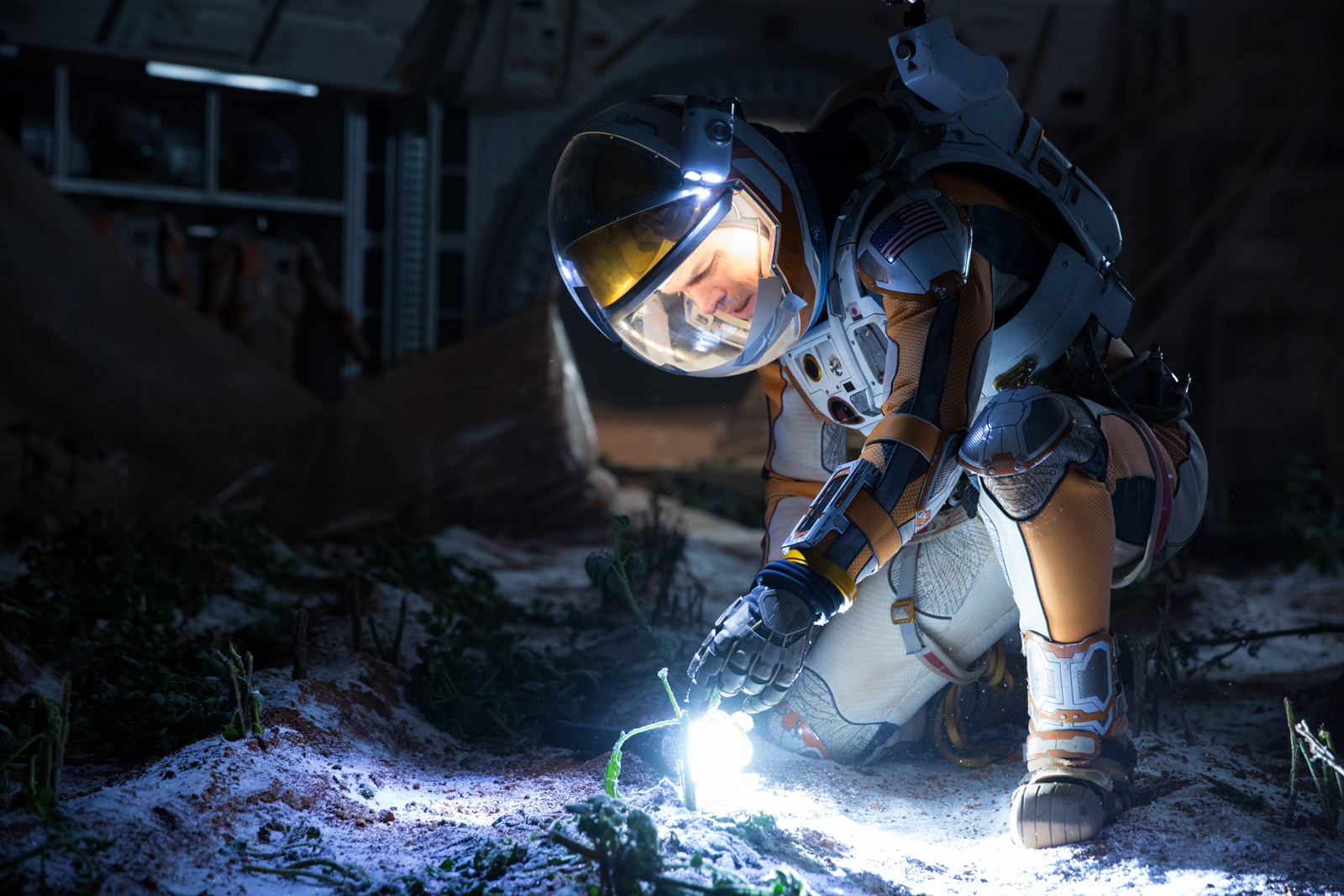 Matt Damon - The Martian
