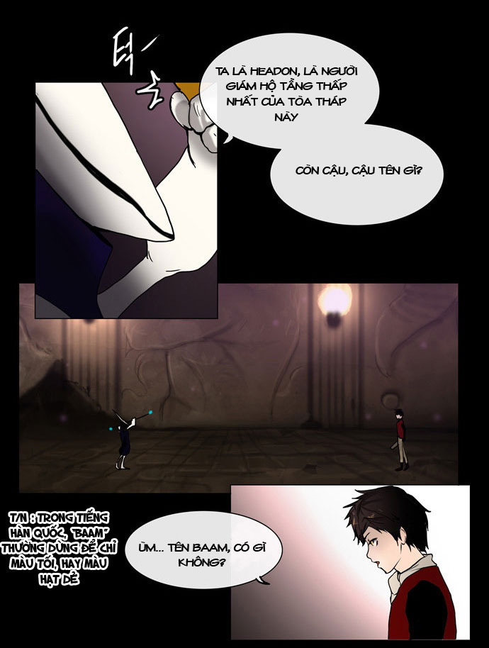 Tower of God chapter 1 trang 24