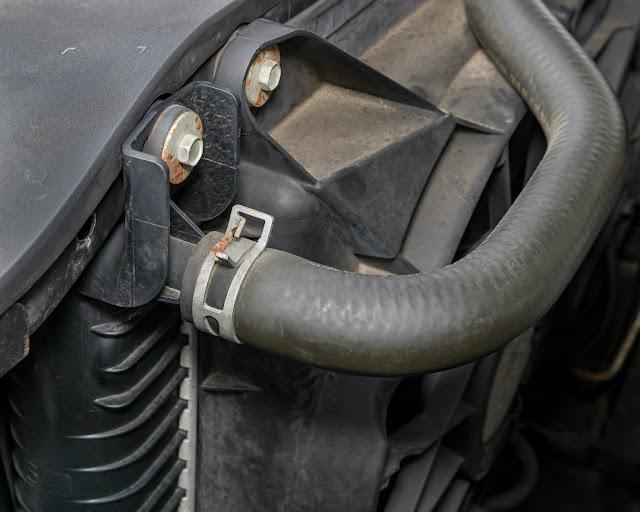 Comment changer un tuyau de radiateur