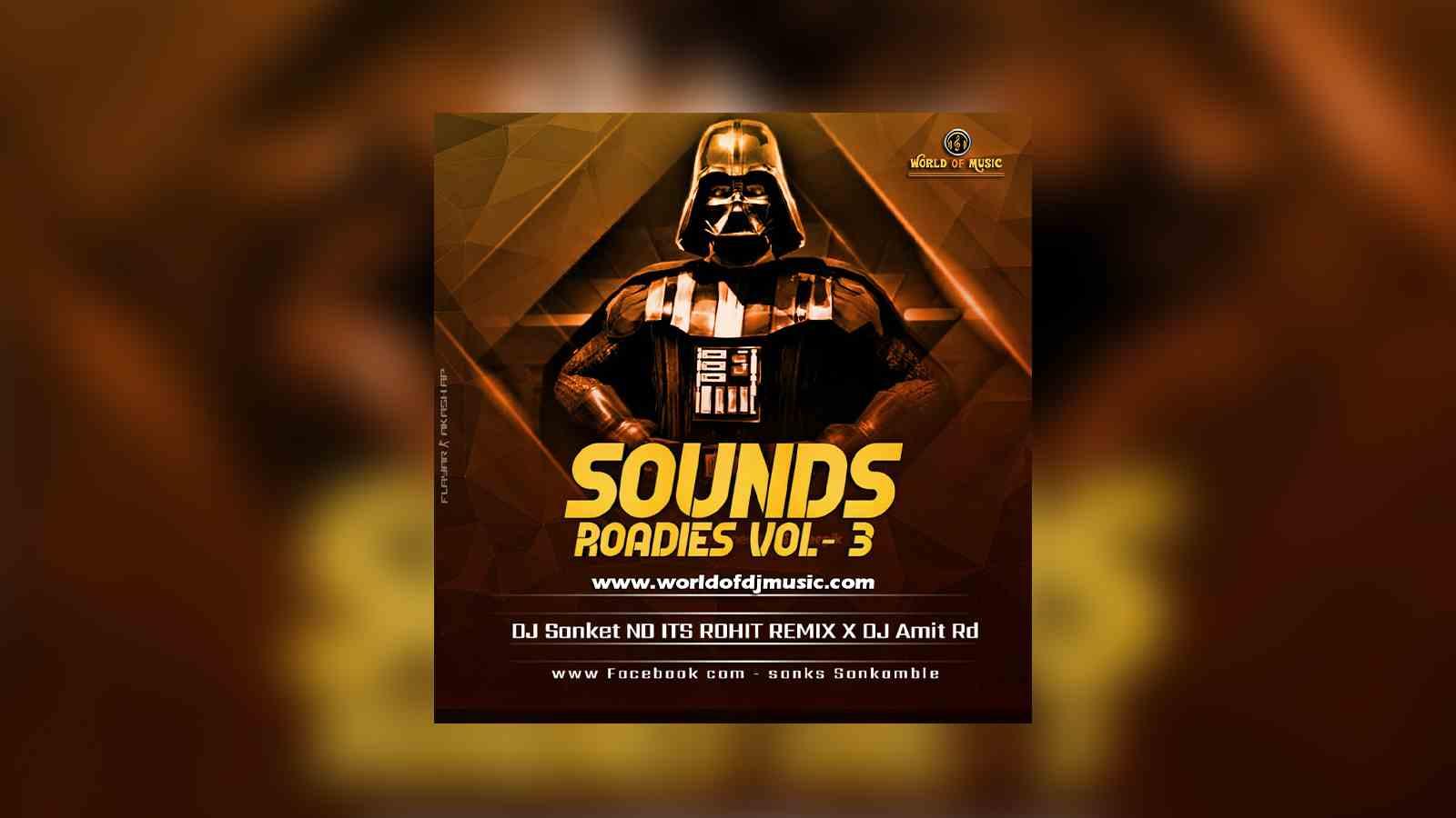 Tum To Dhokebazz Ho (Remix) - Dj Sanket ND Its Rohit Remix X Amit RD