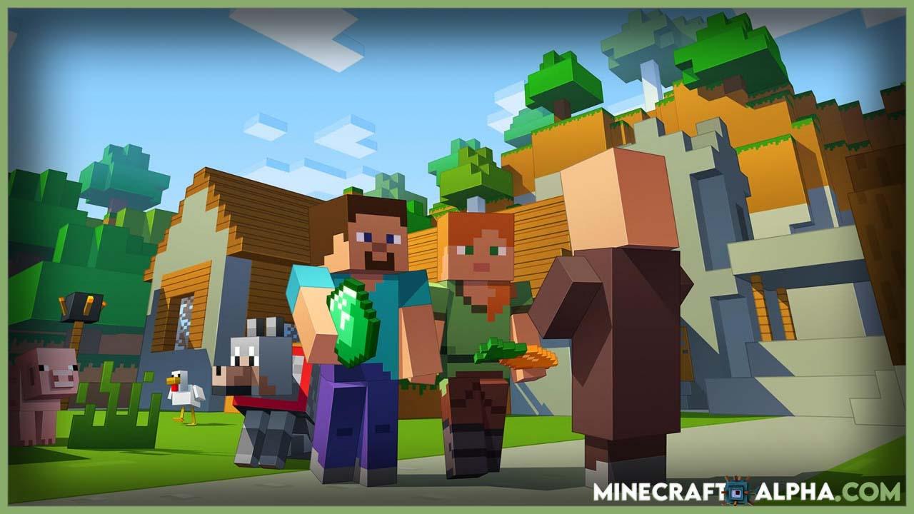 Minecraft Alpha News