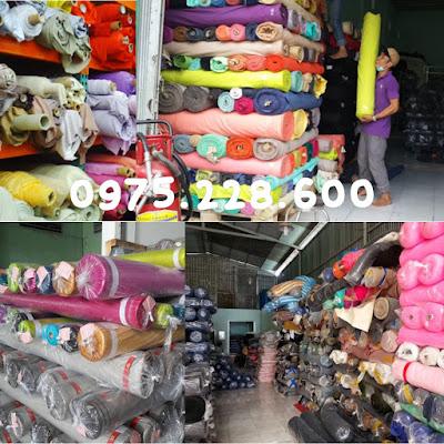 Địa chỉ thu mua vải tồn kho giá cao tại Bình Dương