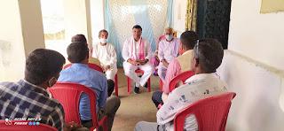 मेरे लिए मंत्री का पद नहीं संगठन सर्वोपरि है - मंत्री रामकिशोर  नानो कावरे