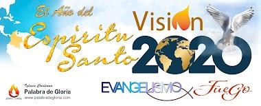 2020- El año del Espíritu Santo