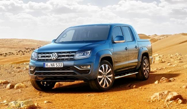 2018 VW Amarok Specs and Redesign