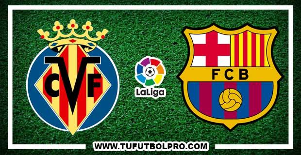 Ver Villarreal vs Barcelona EN VIVO Por Internet Hoy 8 de Enero 2017