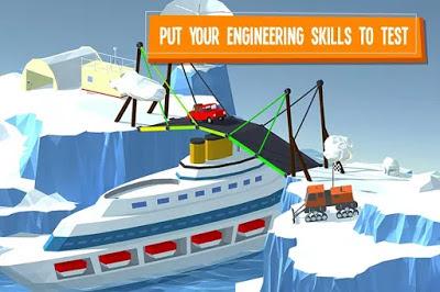 لعبة Build a Bridge! مهكرة كاملة للأندرويد (اخر اصدار)