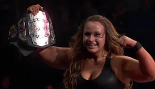 IMPACT WRESTLING - Jordynne Grace vence a Taya Valkyrie y zanja el reinado más longevo de Knockouts