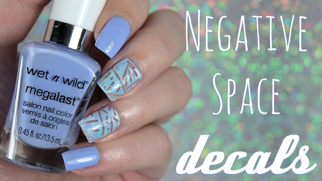 Wet 'n' Wild Negative Space Decal