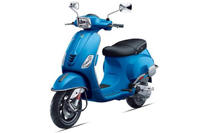New Vespa SXL 125 Wallpaper