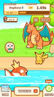 Pokémon: Magikarp Jump Mod