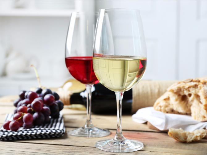 Какое вино выбрать - красное или белое?