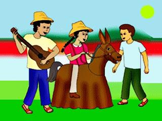 Baile la Burriquita