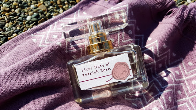 Elixirs Of Love | Avon First Date Of Turkish Rose Edp
