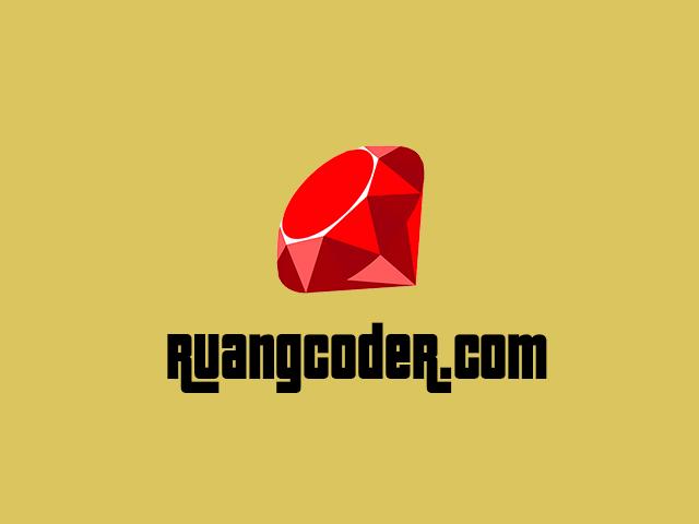 Pengertian dan Sejarah Bahasa Pemrograman Ruby