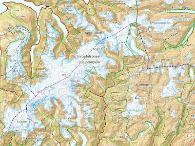 Billeg Camping Fagblogg Jostedalsbreen