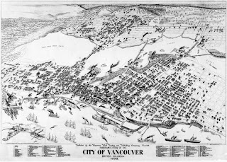 map of vancouver 1898