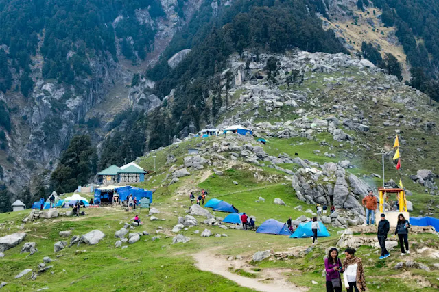 Dharamsala Attraction :  Triund