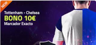 Luckia Tottenham vs Chelsea 1-4 febrero 2021