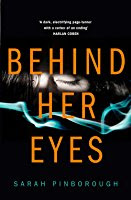Book cover image of Behind her eyes
