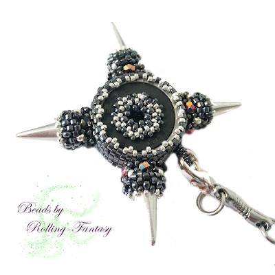 Schlüsselanhänger Hand-Spinner nach Vinjuleve