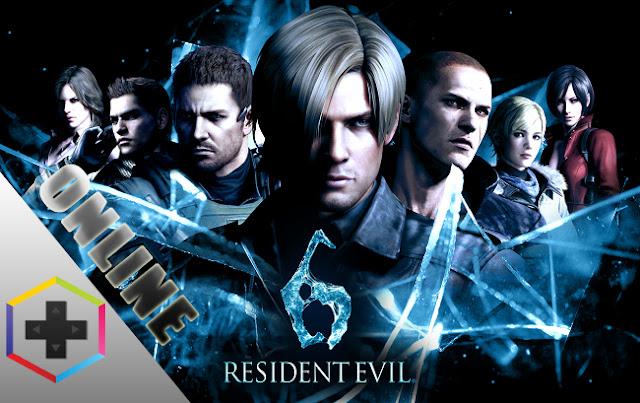 تحميل لعبة resident evil 6 تورنت