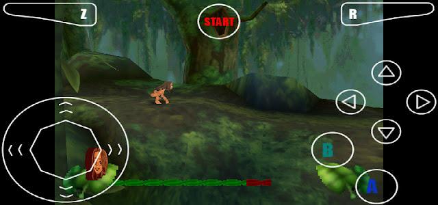تحميل وتشغيل لعبة طرزان TARZAN للاندرويد بدون محاكي | TARZAN APK