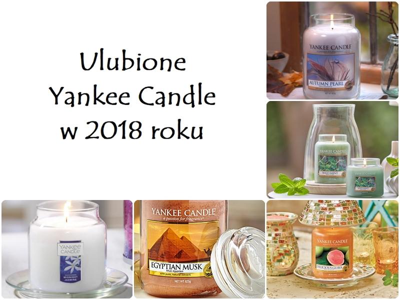 5 ulubionych zapachow Yankee Candle w 2018 roku