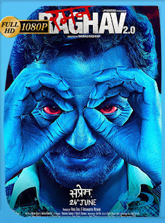 Raman Raghav 2.0 (Los ojos del zorro)  (2016) HD [1080p] Latino [GoogleDrive] SilvestreHD