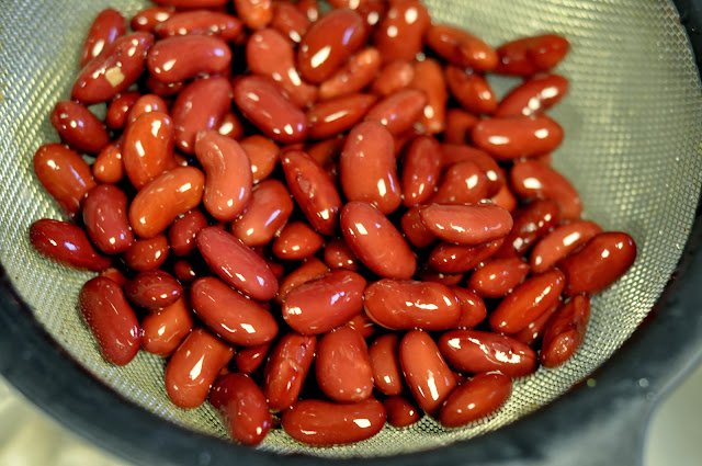 Dark Red Kidney Beans | Taste As You Go