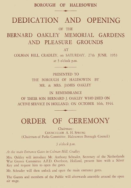 Bernard Oakley