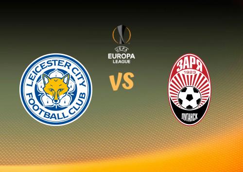 Leicester City vs Zorya Luhansk  Resumen y Partido Completo