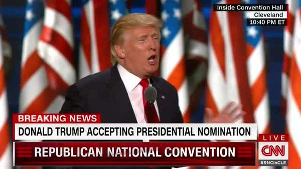 """the reasons for the scrutiny of donald trumps acceptance speech Donald trump's lawyer michael cohen under increased scrutiny for allegedly   there is no reason that he would have any blinding insights,""""."""