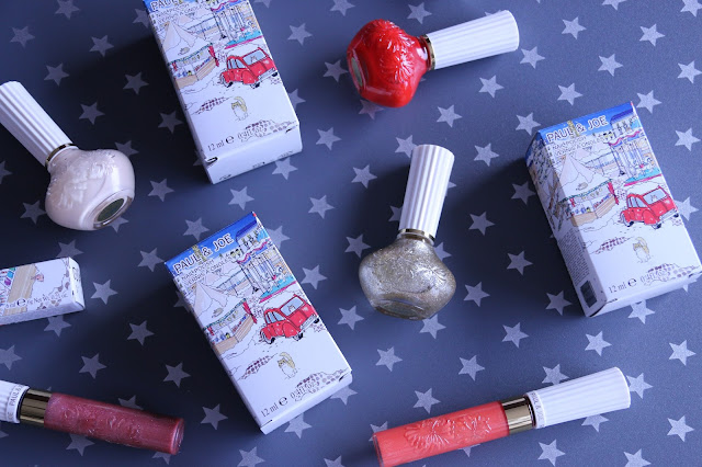 Paul and Joe Marché de Noël 2016 Holiday Collection Christmas Nail Polish and Lipgloss Image