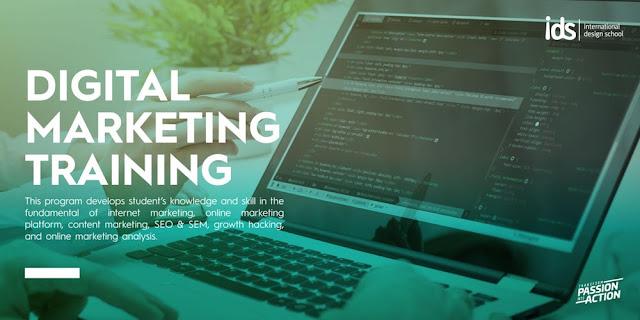 Sekolah Digital Marketing E – Commerce