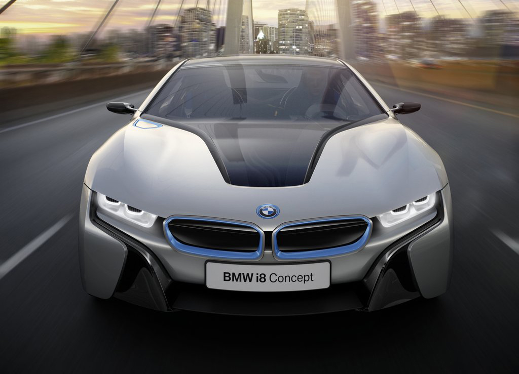 Sports Cars Bmw I8 Wallpaper