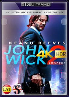 John Wick 2: Un Nuevo Día Para Matar (2017) REMUX 4K UHD HDR LATINO/INGLES