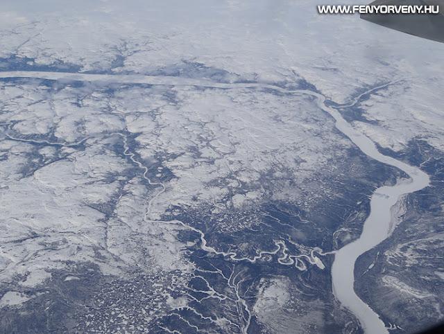 A vártnál 70 évvel korábban kezdett felolvadni a kanadai permafroszt