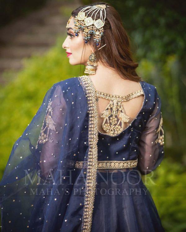 Actress Nawal Saeed Stunning New Photo Shoot