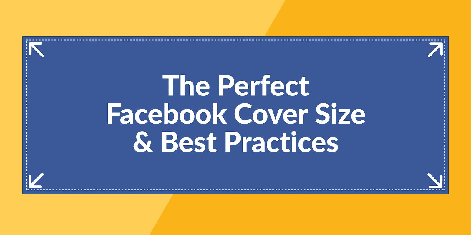 Kích thước ảnh bìa Facebook chuẩn năm 2019 mà người dùng nên biết