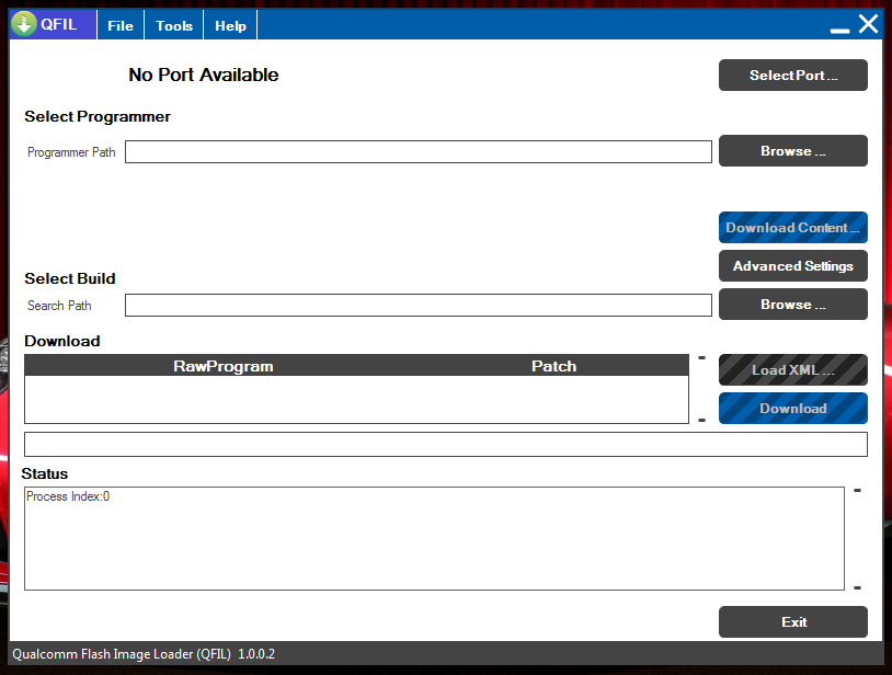 QPST-QFIL Tool All Version - Mobile Software