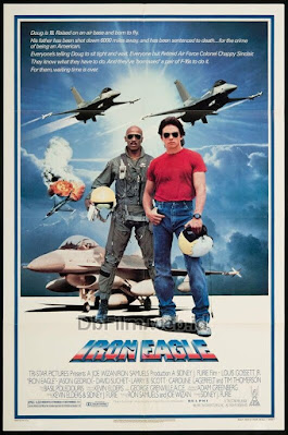 Sinopsis film Iron Eagle (1986)