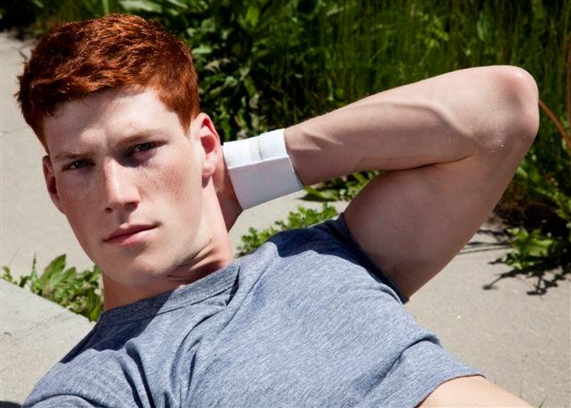 Red head gay guys
