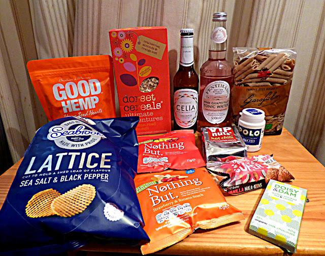 food box, subscription food boxes