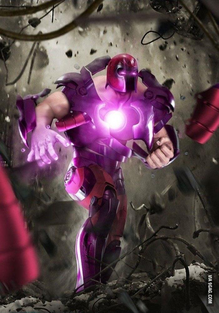 Beginilah Tampang Superhero Jika Mereka Semua Memakai ...
